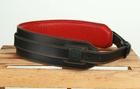 Pas monterski biodrowy z czerwonym podszyciem (1)