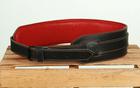Pas monterski biodrowy z czerwonym podszyciem (4)