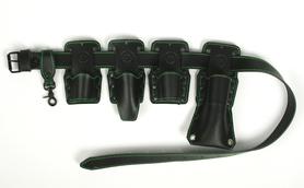 Pas narzędziowy monterski skórzany monter rusztowań