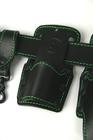 Pas narzędziowy monterski skórzany monter rusztowań  (4)