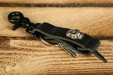 Zawieszka do kluczy z czaszką (3)
