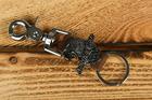 Zawieszka do kluczy brąz z orłem (2)