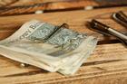 KLIPA SPINKA NA BANKNOTY   (3)