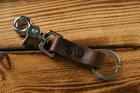 Zawieszka do kluczy brąz (2)
