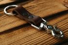Zawieszka do kluczy brąz (1)