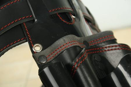 Kabura narzędziowa monterska + szeroki pas  monter rusztowań (4)