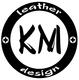 KM leather design
